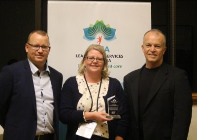 RV Manager of the Year Jessica Miles winner