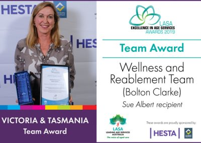 Wellness and Reablement Team (Bolton Clarke)