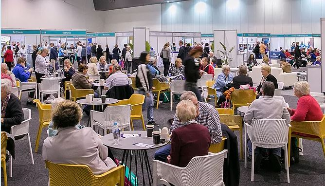 care and ageing expo