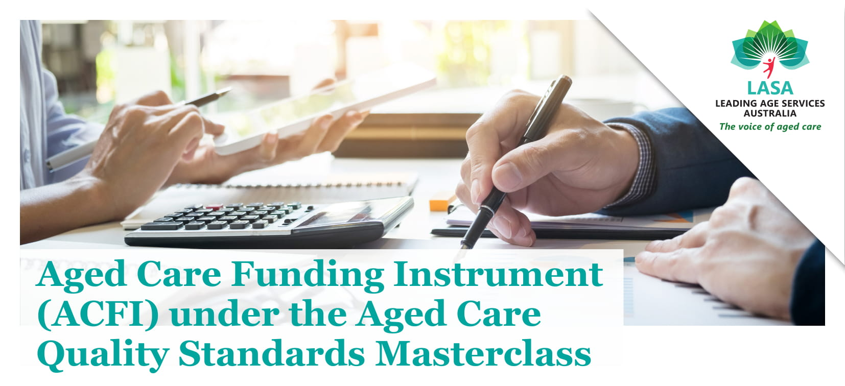 Aged Care Funding Instrument (ACFI) under the Aged Care Quality Standards Masterclass