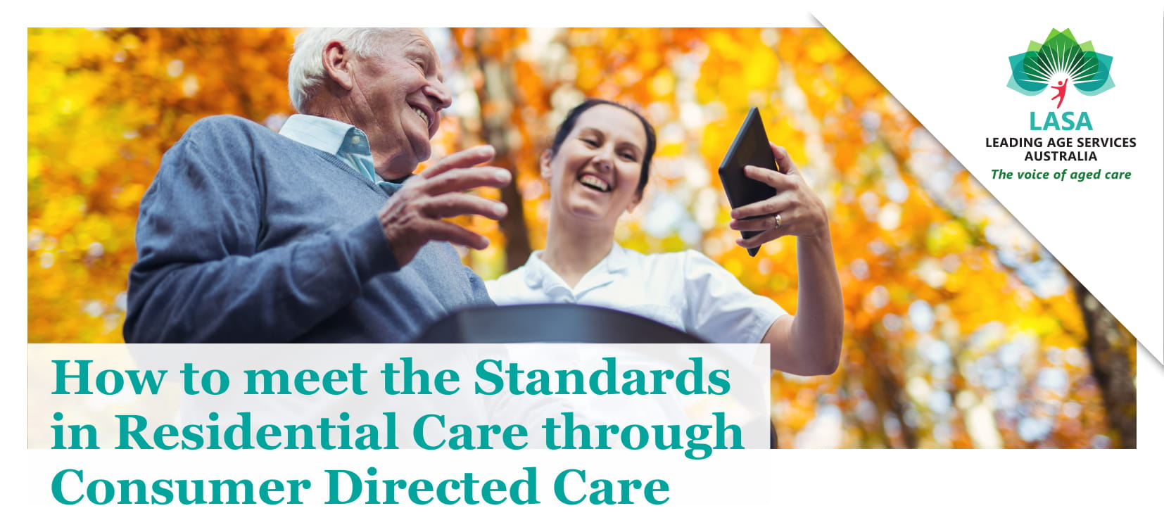 How to Meet the New Standards in Residential Care through CDC