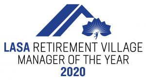 Retirement Living Manager Logo 2020 Blue