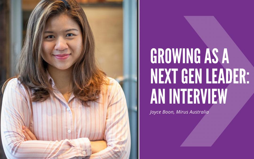 Growing as a Next Gen Leader: An Interview