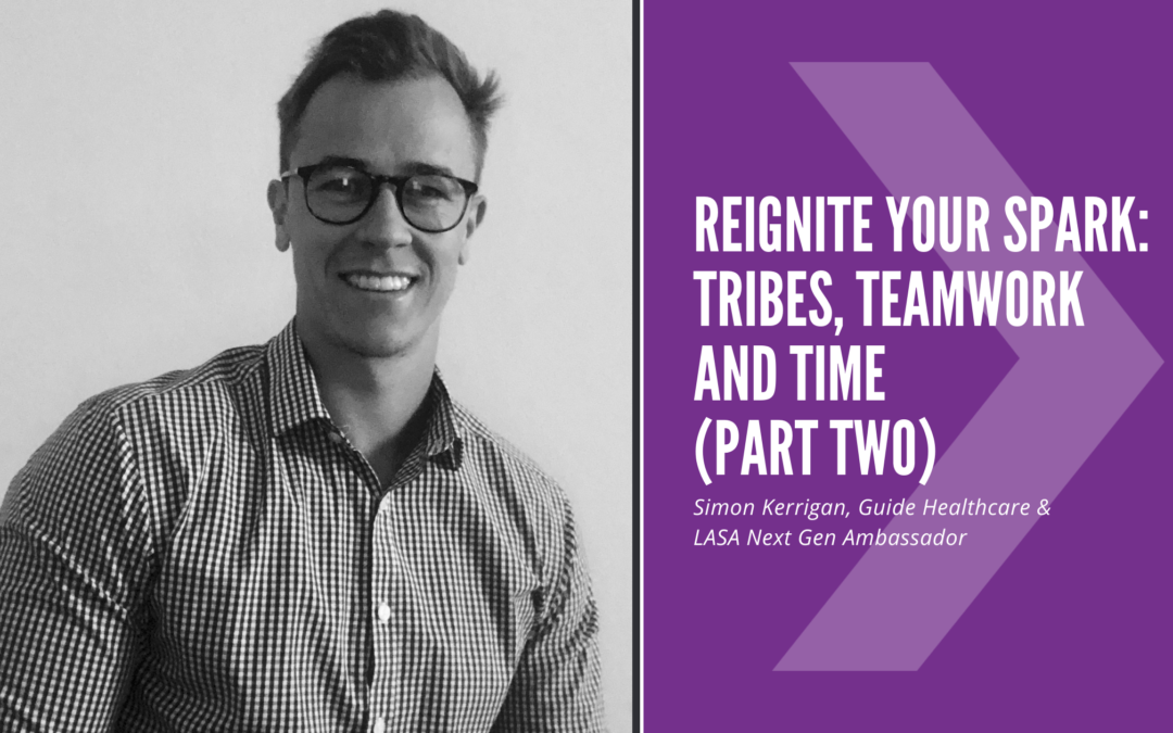 Reignite Your Spark: Tribes, Teamwork and Time (Part Two)