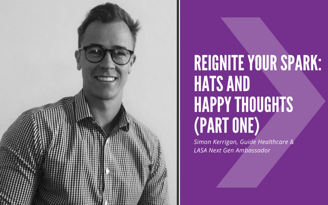 Reignite Your Spark: Hats and Happy Thoughts (Part One)