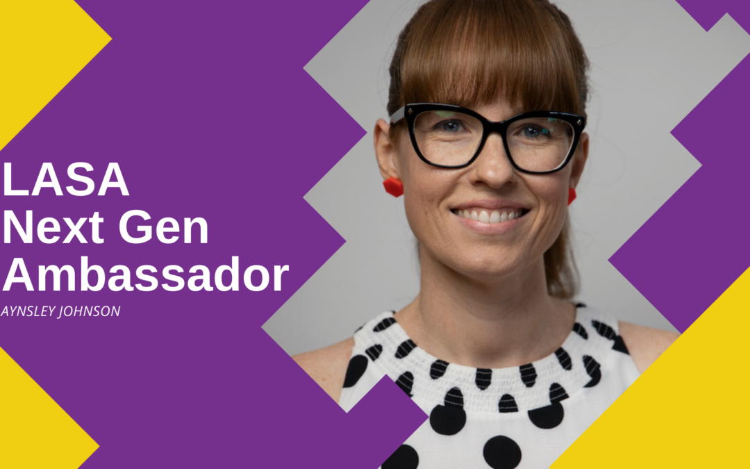 Meet Aynsley: LASA Next Gen Ambassador