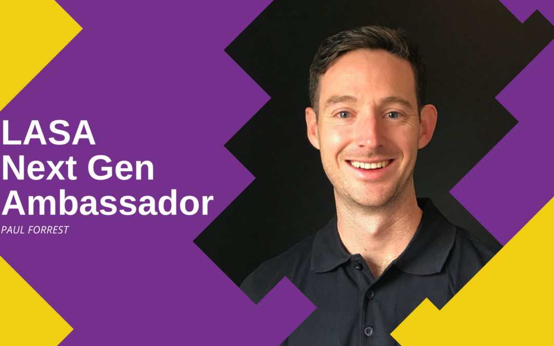 Meet Paul: LASA Next Gen Ambassador